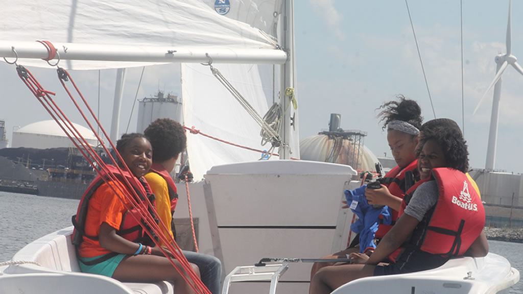 After-School Sailing